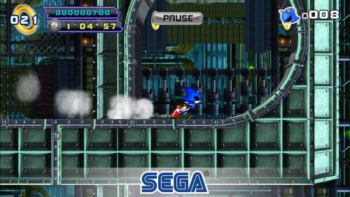 لعبة Sonic the Hedgehog apk للاندرويد