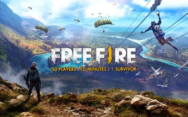 لعبة Garena Free Fire apk 2019