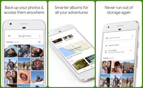تطبيق جوجل فوتو