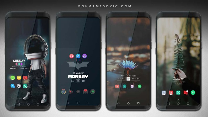 افضل ثيمات Nova Launcher 2021