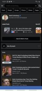 Dark Mode Facebook Lite Mohamedovic 03