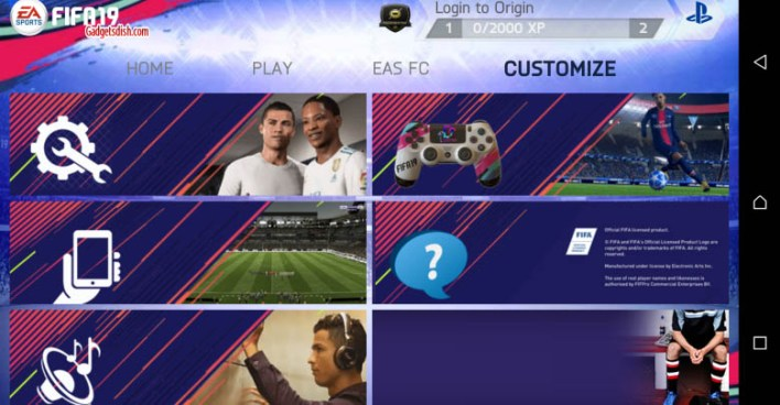 Download Fifa 19 for Android 04