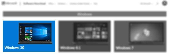 خطوات تحميل ويندوز 10 برو ايزو 2019 من مايكروسوفت