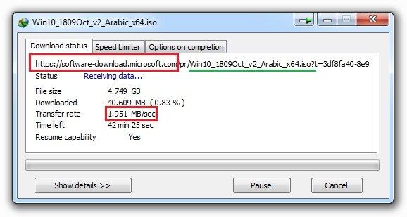 تحميل ويندوز 10 برو برابط سريع مباشر من مايكروسوفت