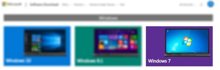 طريقة تحميل ويندوز 7 ايزو 2019 من مايكروسوفت