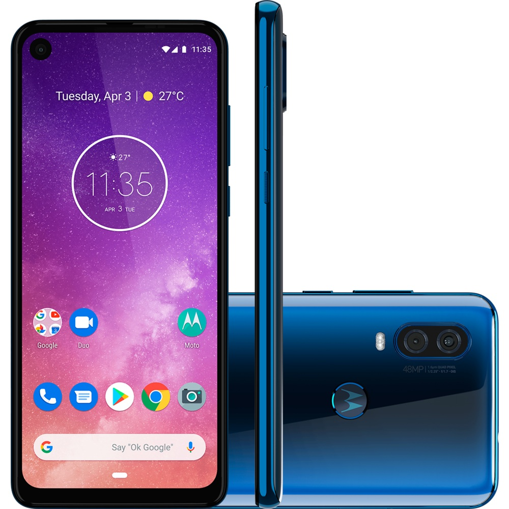 Motorola One Vision Colors