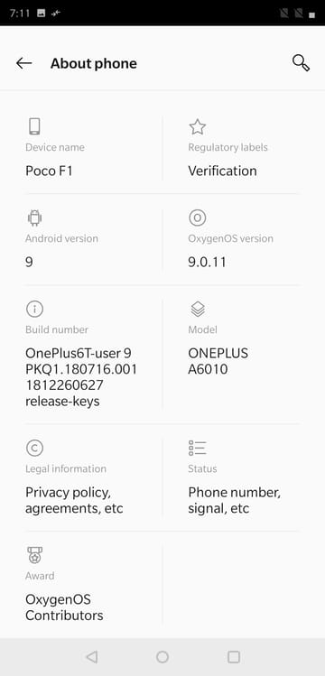 Poco-F1-OxygenOS-About-phone-mohamedovic-06