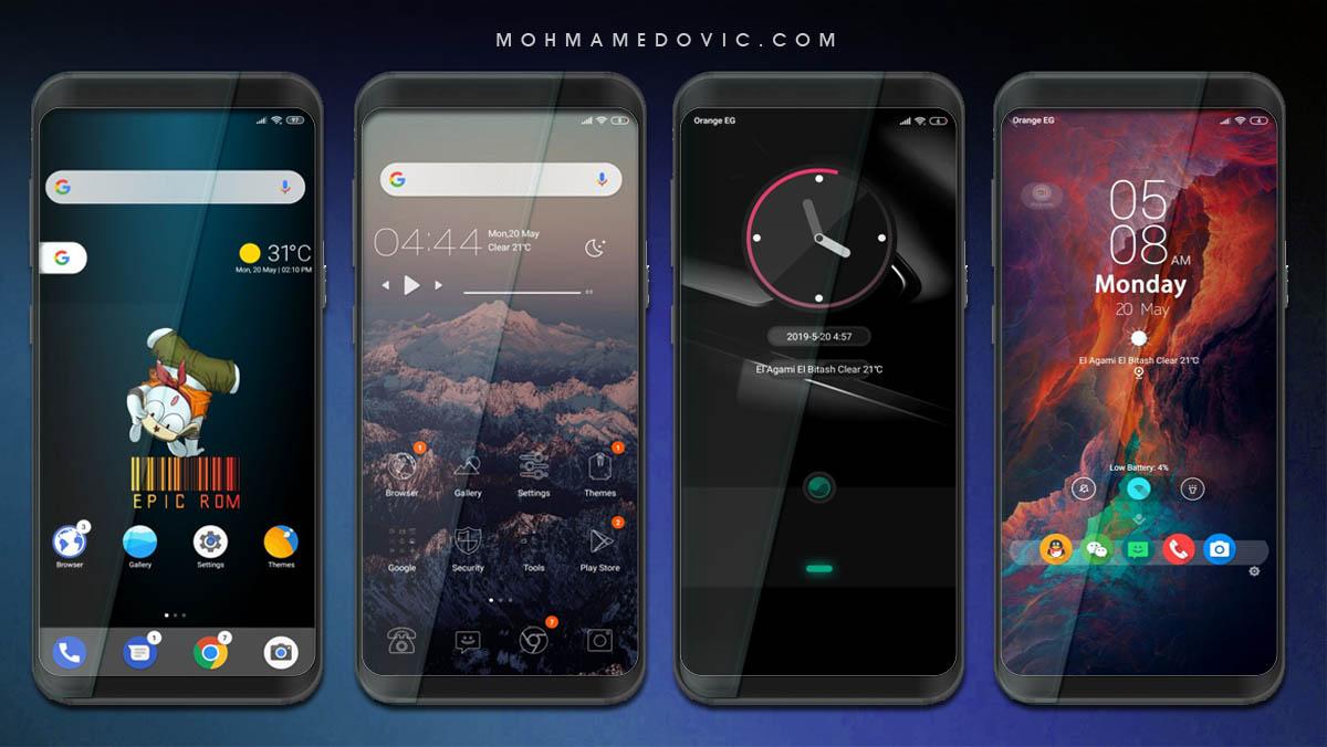 أفضل 10 ثيمات MIUI مثيرة للإعجاب لهواتف Xiaomi/Redmi