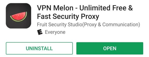 تطبيق في بي إن ميلون