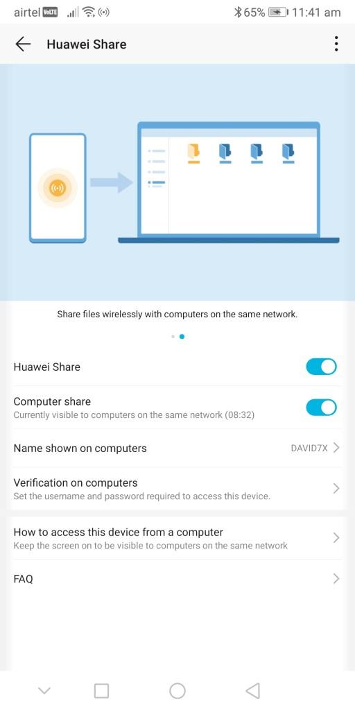 تثبيت تحديث Android Pie (إصدار EMUI 9.1) لهاتف Honor 8 Pro [رسمي] 5