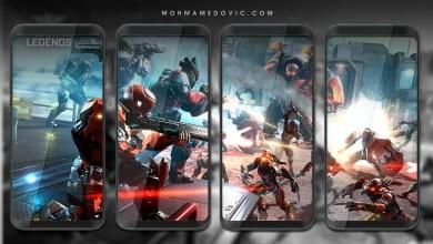 Download Shadowgun Legends APK