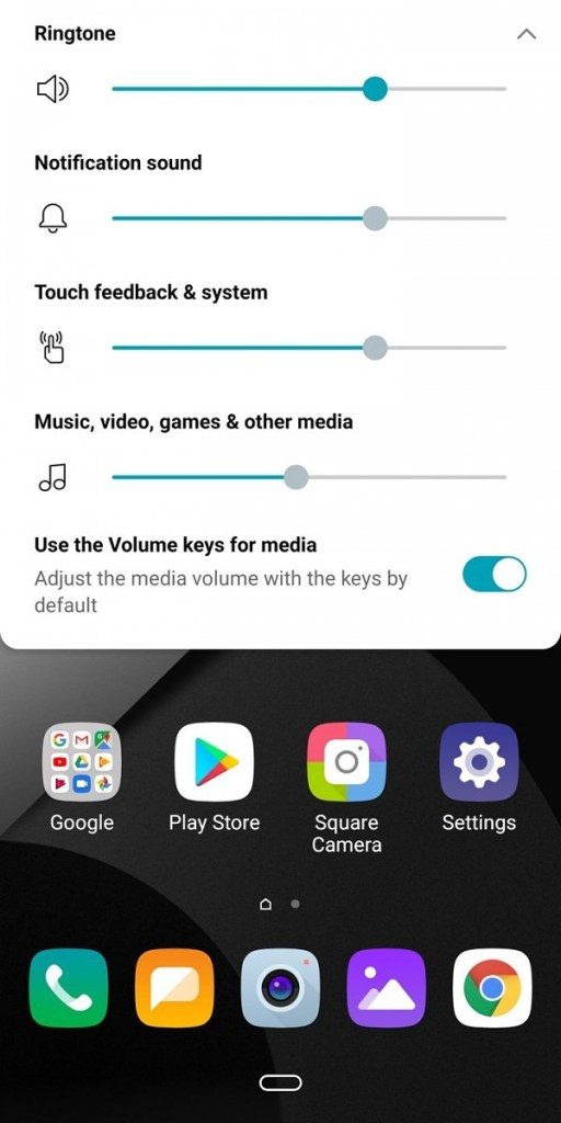 LG G6 Android Pie Firmware Update Mohamedovic 10