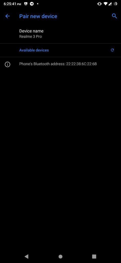 تثبيت روم LineageOS 16.0 (نظام Android Pie الخام) لهاتف Realme 3 Pro 8