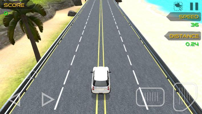 Traffic Racing Simulator 3D