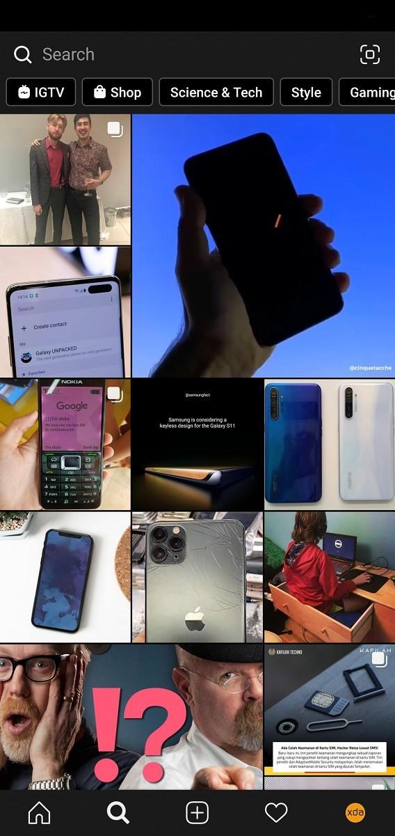 تحميل انستقرام الاسود 2020 Dark Instagram V170 0 0 Apk نسخة رسمية للاندرويد