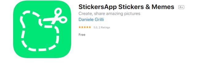تطبيق StickersApp Stickers & Memes