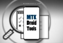 تحميل MTK Droid Tools