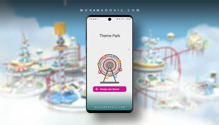 تحميل Samsung Theme Park Apk V1 0 08 5 تخصيص ثيمات One Ui لأجهزة جالكسي