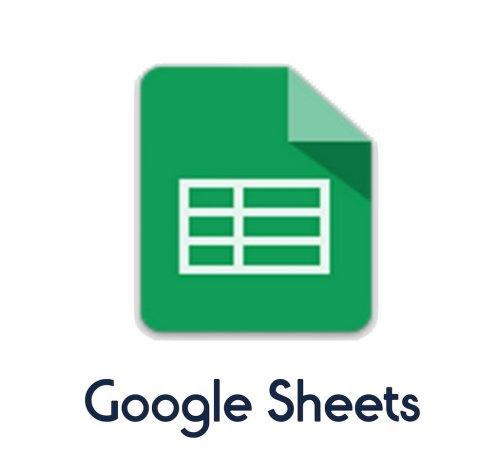 تطبيق Google Sheets أحد تطبيقات جوجل