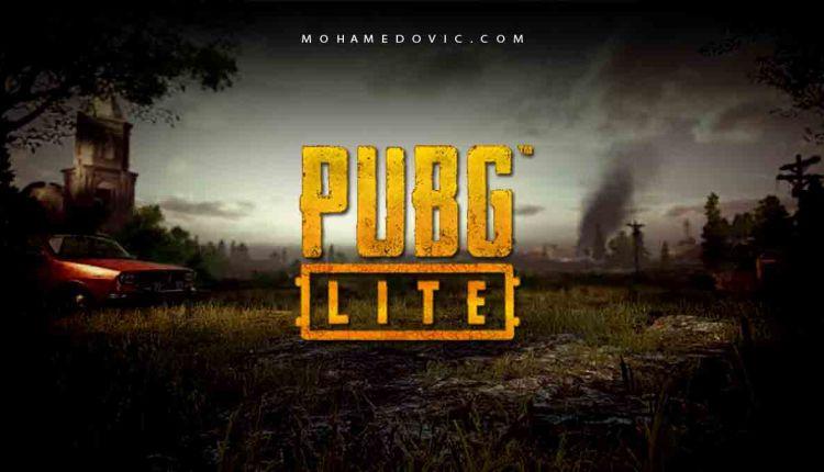 تحميل ببجي لايت للكمبيوتر: PUBG LITE PC 1.0.1.0 EXE [نسخة الأجهزة الضعيفة]