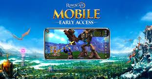 RuneScape Mobile افضل العاب الاندرويد