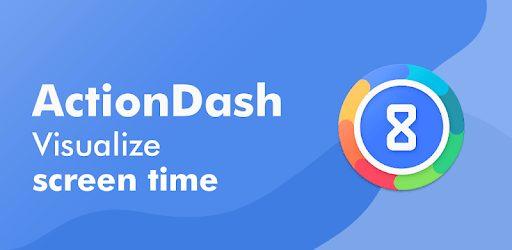 تطبيق ActionDash أحد تطبيقات قفل التطبيقات للاندرويد