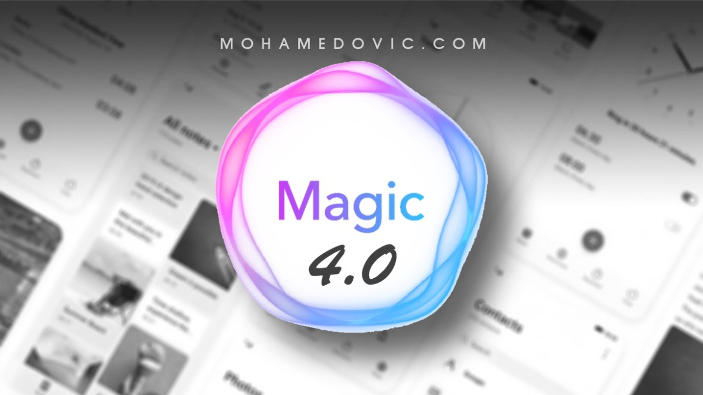 تحديث Magic UI 4