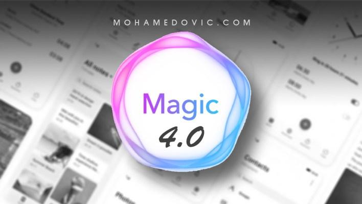 Magic UI 4 update