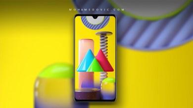 Samsung Galaxy M31 Wallpapers