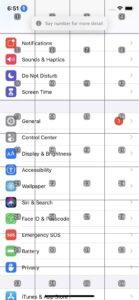 إعدادات إمكانية الوصول Accessibility21