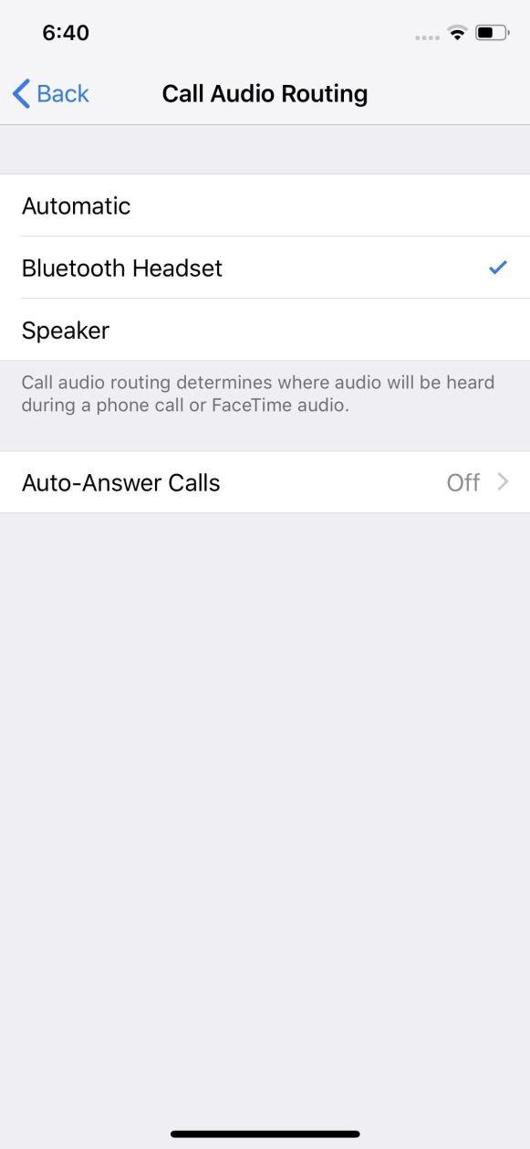 تخصيص المكالمات الهاتفية Phone Calls1