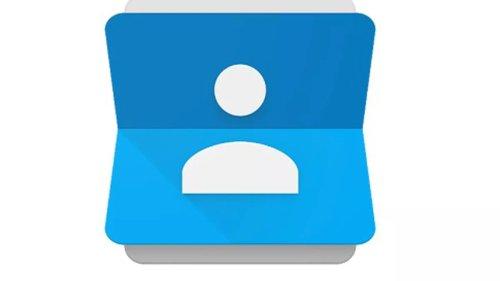 تطبيق Google Contacts أحد تطبيقات الإتصالات