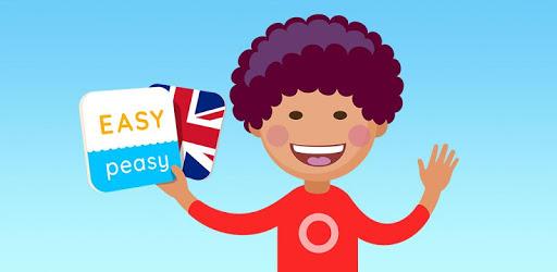 تطبيق Easy Peasy أحد ألعاب للغة الانجليزية