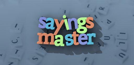 تطبيق Saying Master