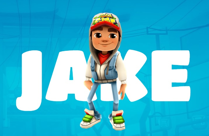 جاك شخصية صب واي الرئيسية