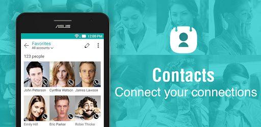 تطبيق ZenUI Dialer & Contacts