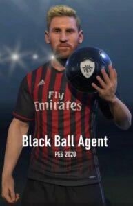 Pace 2020 Black Ball