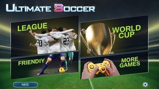 لعبة Ultimate Soccer – Football