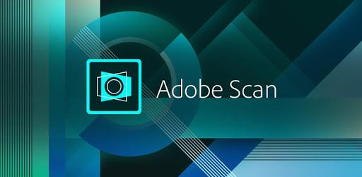Adobe scan