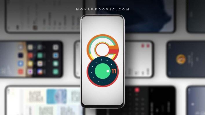 تحديث اندرويد 11 لهواتف اوبو