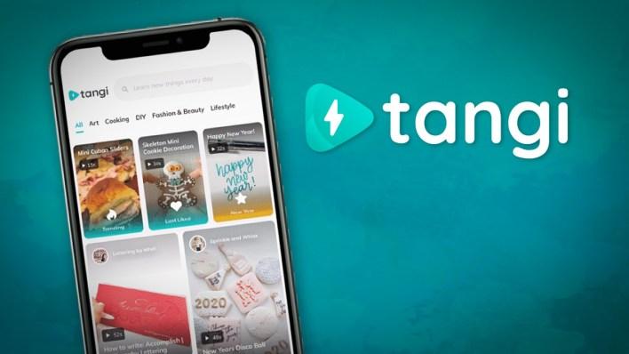 تطبيق Tangi Quick Videos