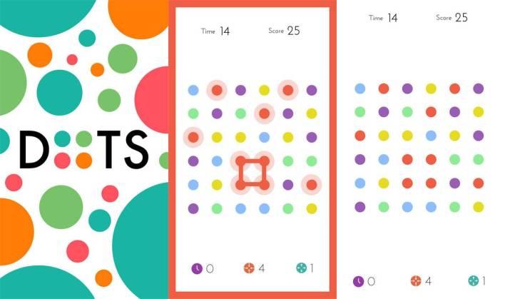 Two Dots من ألعاب الألغاز للاندرويد