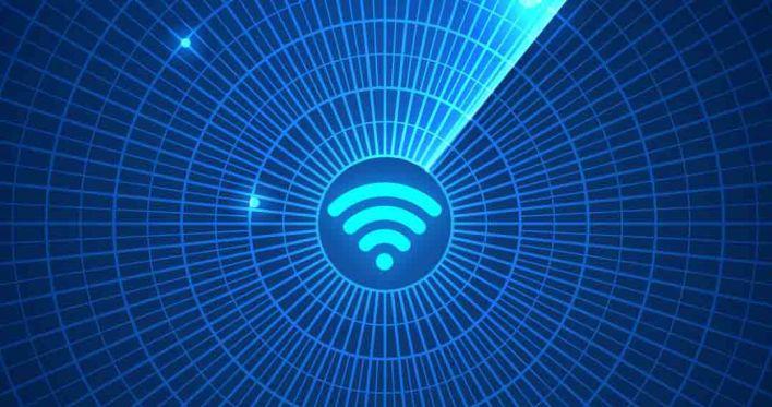 WiFi Radar App