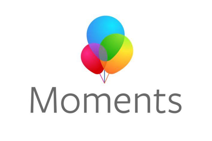تطبيق Facebook Moments