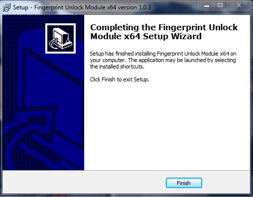 Install Windows Credential Module