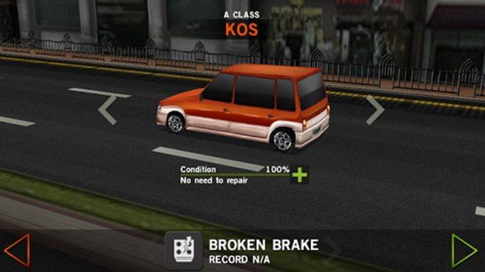 لعبة Dr Driving ذات مساحة تخزين منخفضة
