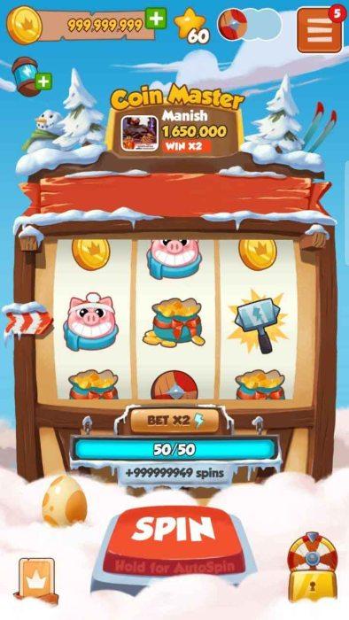 لعبة Coin Master من الالعاب الجذابة لكثير من اللاعبين