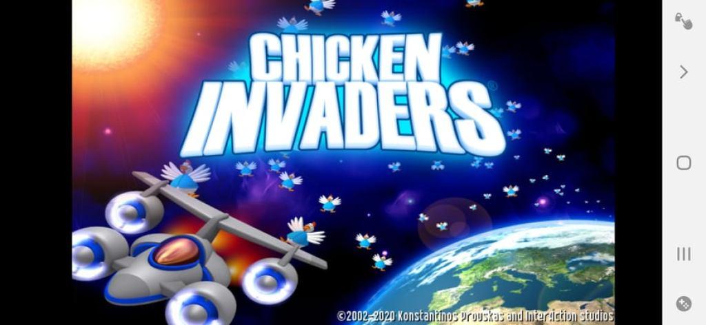 لعبة 2 Chicken Invaders