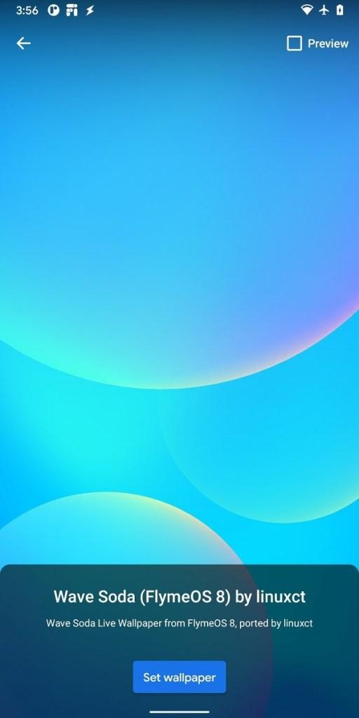 Meizu Flyme OS 8 Live Wallpapers Mohamedovic 02