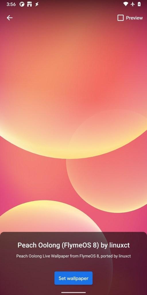 Meizu Flyme OS 8 Live Wallpapers Mohamedovic 03